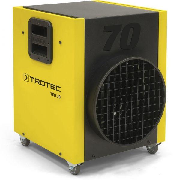 leistungsstarker Elektroheizer / Bauheizer mit 9 kW