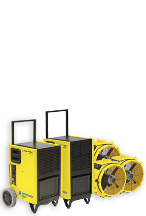 Bautrocknung Spar-Paket 2 - 140 qm