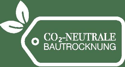 CO2 neutrale Bautrocknung
