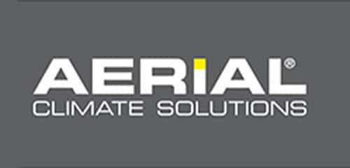 Bautrockner kaufen Aerial Logo