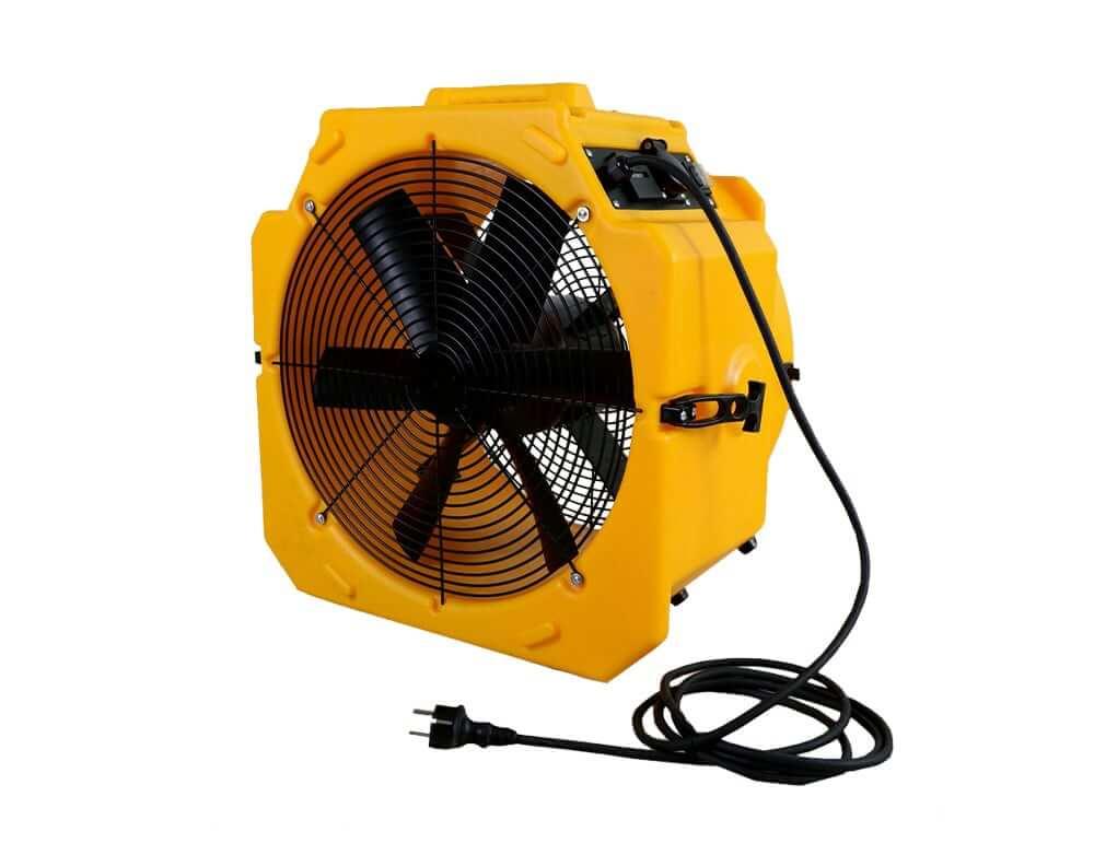 Bautrockner Verleih – Ventilatoren